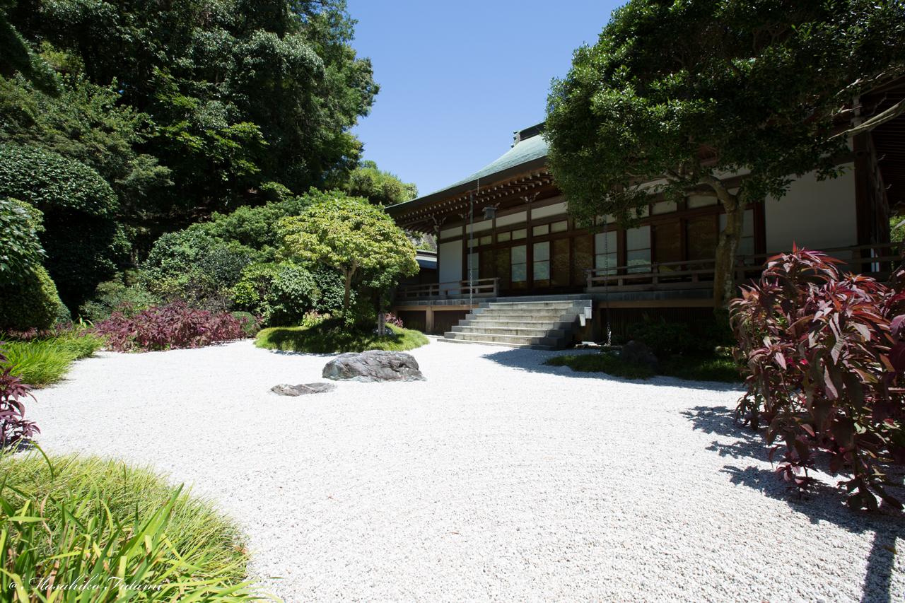 Dry Landscape Garden of Hōkoku-ji Temple