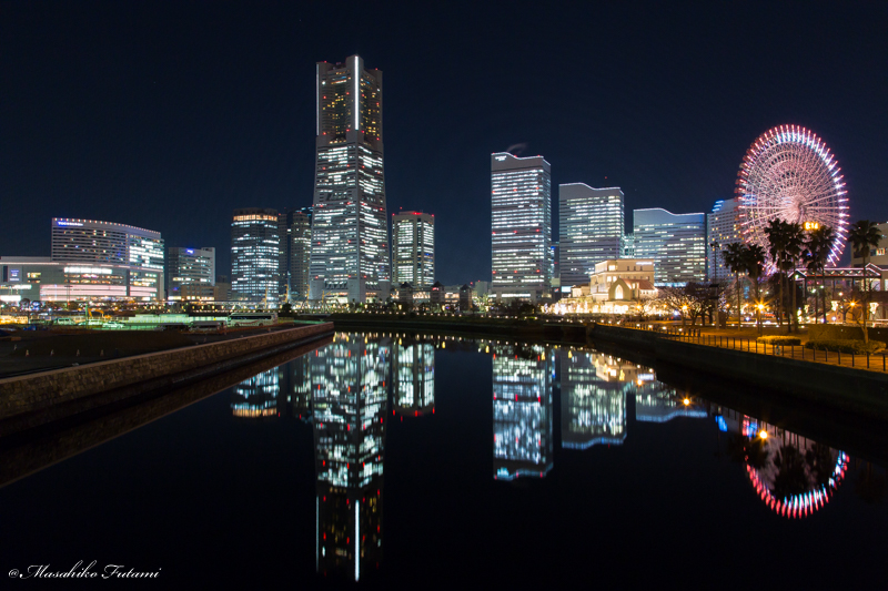 Reflection of the City