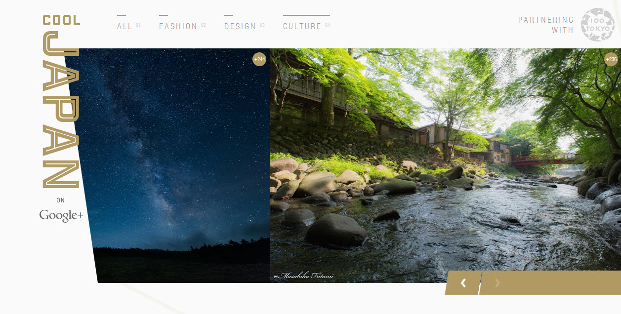 My picture was featured for the 10th time and 11th time on the cover page of COOL JAPAN on Google+!