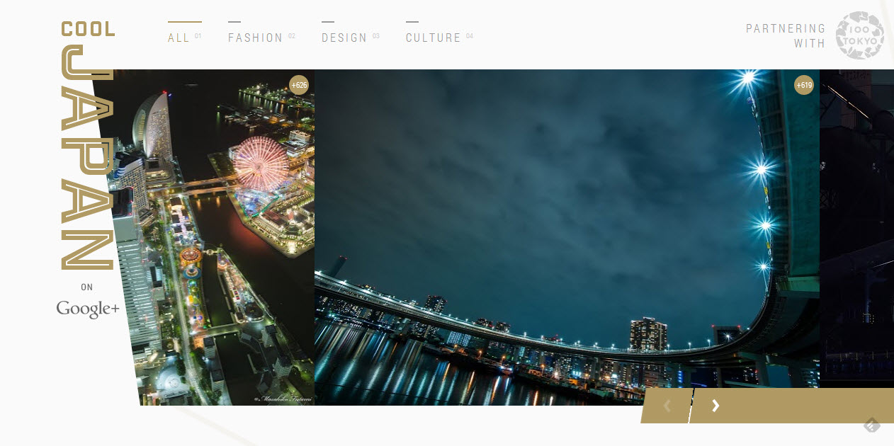 My picture was featured for the 28th time on the cover page of COOL JAPAN on Google+!