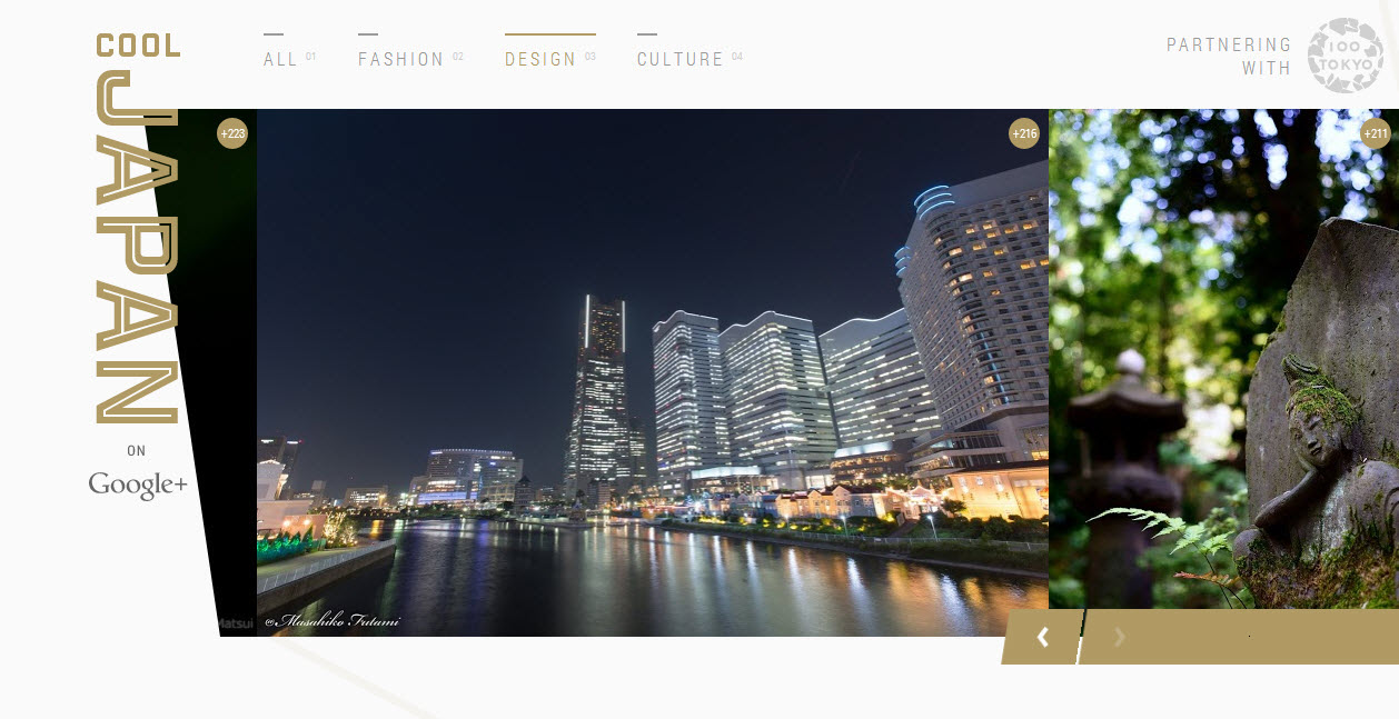 My picture was featured for the 7th time on the cover page of COOL JAPAN on Google+!