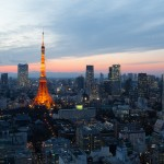 Tokyo Tower at Twilight
