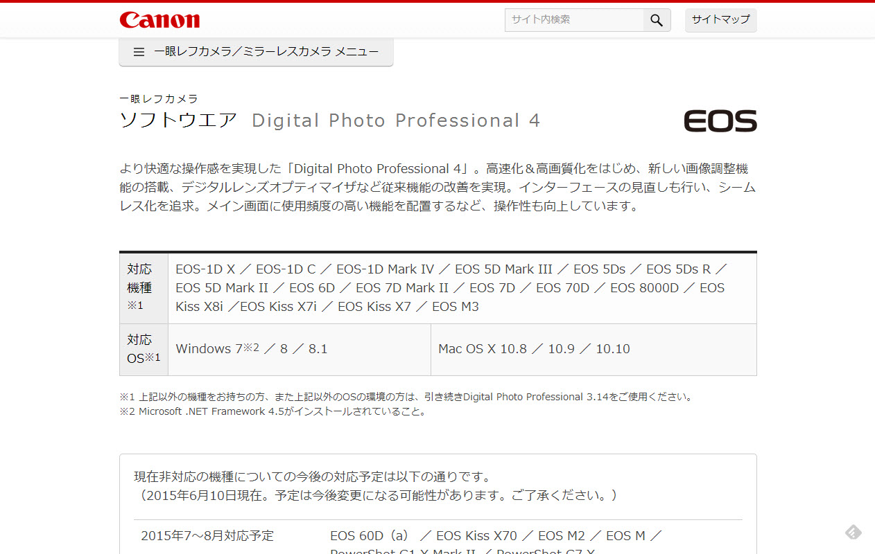 Canon Digital Photo Professional 4