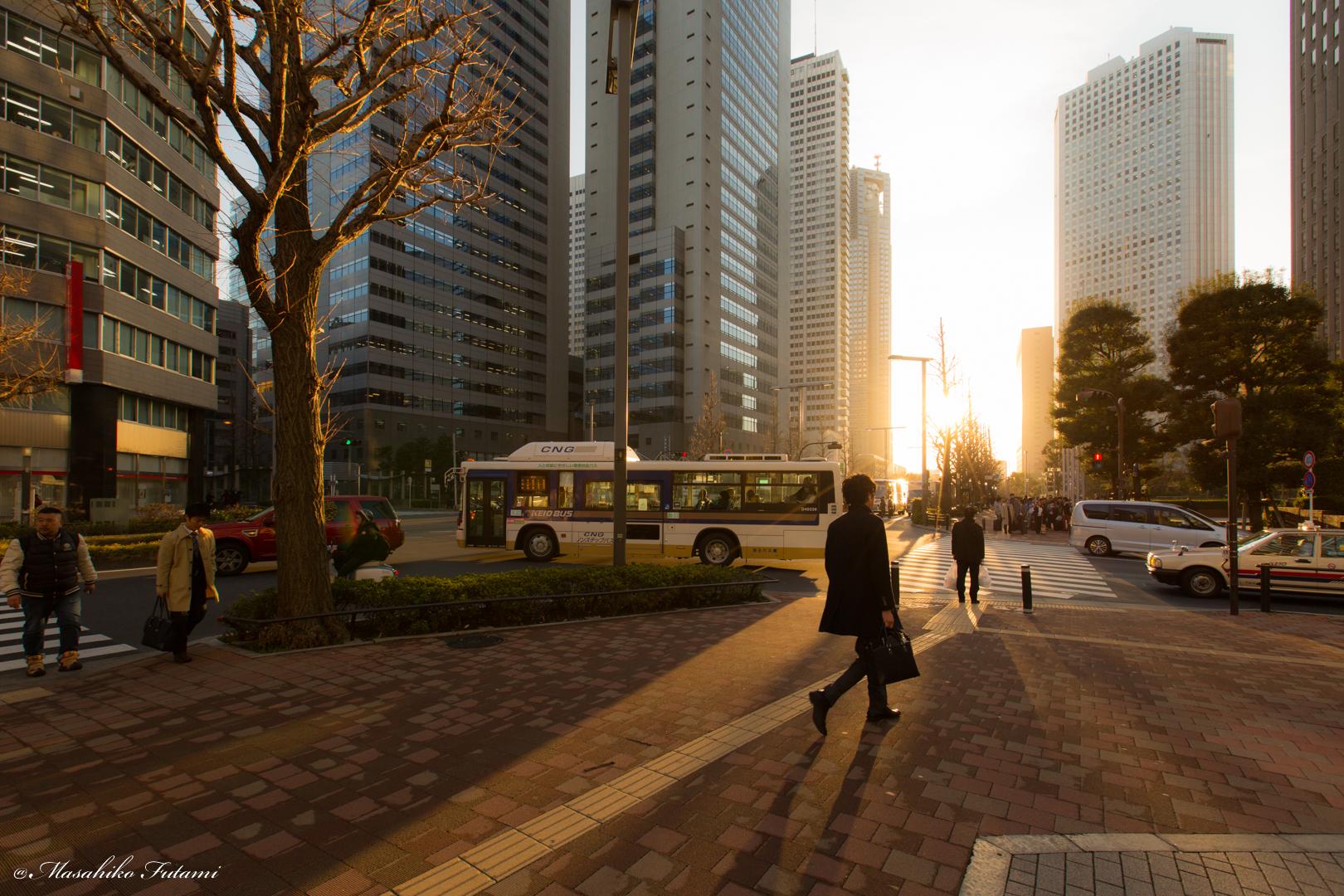 Street Snap in Shinjuku