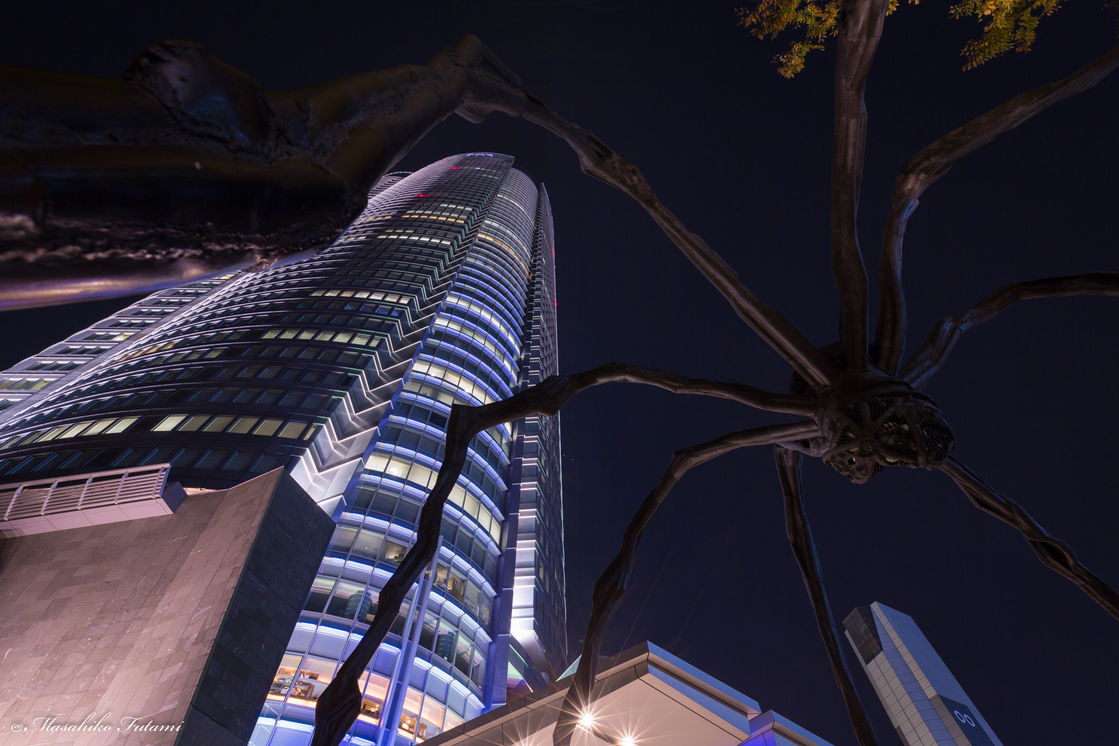 The Spider at Roppongi Hills