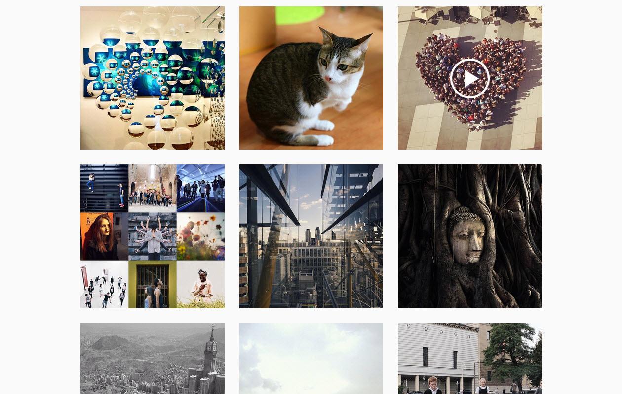 Instagram(海外)
