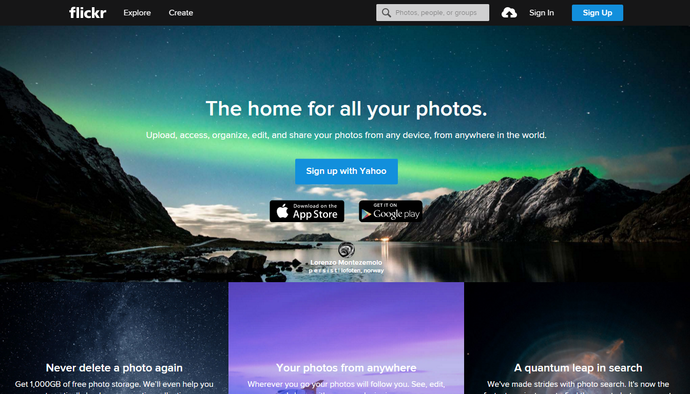 Flickr, a Yahoo company | Flickr - Photo Sharing!