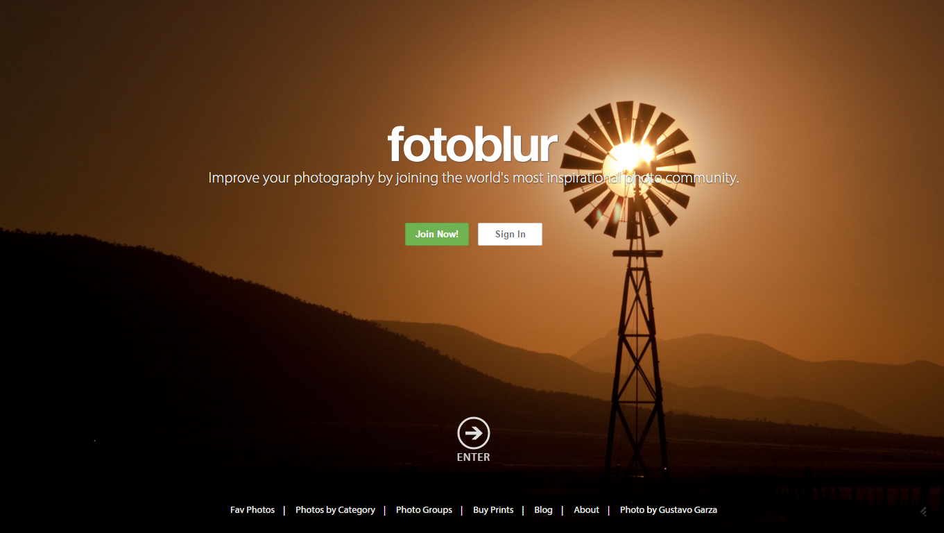 Fotoblur - The World's Most Inspirational Photo Community
