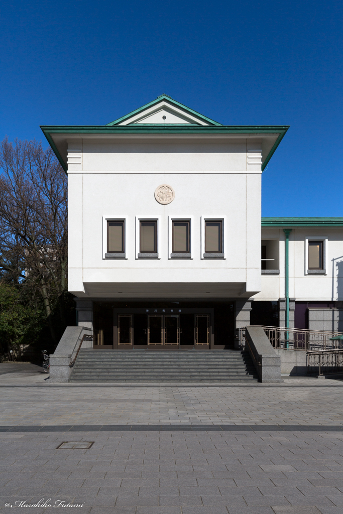 Appearance of Tokugawa Art Museum