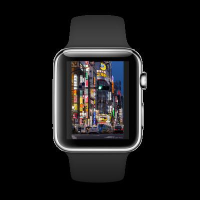 FUURYUU / 風流Apple Watch