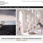 Fine Art Photography Awards (FAPA) 2部門ノミネート
